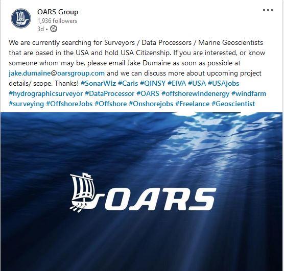 Oars June 2020